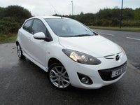 2011 MAZDA 2 1.3 TAKUYA 5d 83 BHP **LOW MILEAGE**LOW TAX**SUPERB ECONOMY** £5495.00