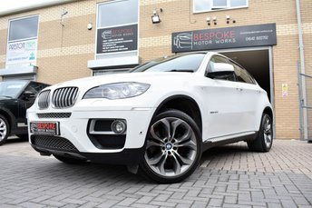2013 BMW X6 XDRIVE40D 3.0 AUTOMATIC £23250.00