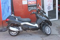 USED 2013 63 PIAGGIO MP3 300 IE LT SPORT/TOURING 1d  Ride on a car Licence ! Free UK delivery