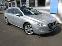 USED 2013 13 PEUGEOT 508 2.0 ALLURE SW HDI 5d AUTO 163 BHP