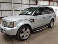 2006 LAND ROVER RANGE ROVER SPORT 2.7 TDV6 HSE 5d AUTO 188 BHP £9495.00