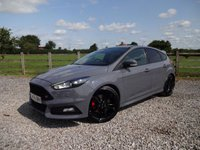 2016 FORD FOCUS 2.0 ST-3 TURBO 5 DOOR £SOLD