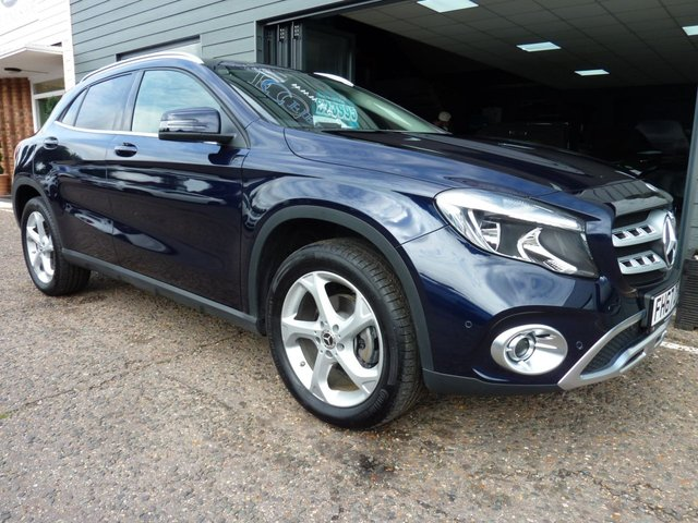 2018 67 MERCEDES-BENZ GLA-CLASS 2.1 GLA 200 D SPORT EXECUTIVE 5d AUTO 134 BHP