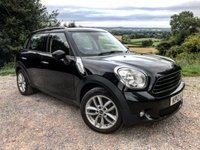 USED 2012 12 MINI COUNTRYMAN 1.6 ONE D 5d 90 BHP