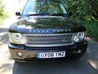 2008 LAND ROVER RANGE ROVER 3.6 TDV8 VOGUE SE 5d AUTO 272 BHP £14995.00