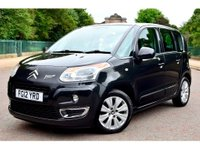 2012 CITROEN C3 PICASSO 1.6 HDi 8v VTR+ 5dr. *JUST £30 TAX* £4580.00
