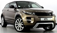 USED 2015 64 LAND ROVER RANGE ROVER EVOQUE 2.2 SD4 Dynamic Lux 4X4 3dr Auto [9] Pan Roof, Surround Cams, TV ++