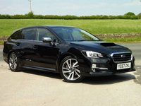 USED 2017 67 SUBARU LEVORG 1.6 GT 5DR LINEARTRONIC RARE LEVORG GT WITH EYESIGHT DRIVER ASSIST
