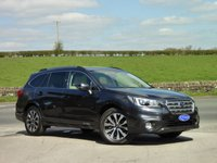USED 2016 66 SUBARU OUTBACK 2.5I SE PREMIUM 5DR LINEARTRONIC SUPPLIED BY US NEW, FACTORY ORDERED CREAM LEATHER INTERIOR