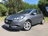 USED 2015 15 VAUXHALL CORSA 1.4 EXCITE AC 5d AUTO 89 BHP AUTOMATIC GEARBOX, HEATED FRONT SEATS AND STEERING WHEEL, DAB, BLUETOOTH PHONE AND AUDIO CONNECTIVITY!!!