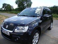 2012 SUZUKI GRAND VITARA 2.4 SZ5 5d 169 BHP £7995.00