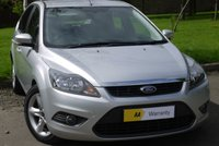 USED 2008 08 FORD FOCUS 1.6 ZETEC 5d 100 BHP RELIABLE FAMILY HATCH*** £0 DEPOSIT FINANCE