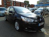 2014 CITROEN C4 1.6 VTR PLUS 5d AUTO 118 BHP £6494.00