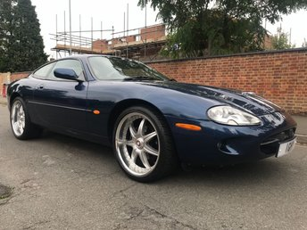 View our JAGUAR XK8