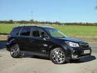 USED 2014 14 SUBARU FORESTER 2.0 XT 5DR LINEARTRONIC ONE OWNER, HIGH PERFORMANCE MODEL