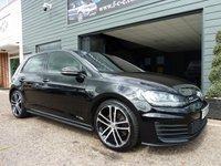 2015 VOLKSWAGEN GOLF 2.0 GTD DSG 5d AUTO 182 BHP £15995.00