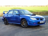 USED 2007 57 SUBARU IMPREZA WRX STI TYPE UK ONE OWNER, UNMOLESTED EXAMPLE