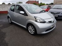 USED 2008 58 TOYOTA AYGO 1.0 PLATINUM VVT-I 5d 68 BHP £20 Road Tax for Life