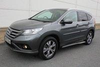 2013 HONDA CR-V 2.2 I-DTEC EX 5d AUTO 148 BHP £11950.00