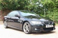 2012 BMW 3 SERIES 3.0 325I SPORT PLUS EDITION 2d 215 BHP £14850.00