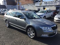 USED 2012 62 SKODA SUPERB 2.0 ELEGANCE TDI CR DSG 5d AUTO 170 BHP OUR  PRICE INCLUDES A 6 MONTH AA WARRANTY DEALER CARE EXTENDED GUARANTEE, 1 YEARS MOT AND A OIL & FILTERS SERVICE. 6 MONTHS FREE BREAKDOWN COVER.   CALL US NOW FOR MORE INFORMATION OR TO BOOK A TEST DRIVE ON 01315387070 !!