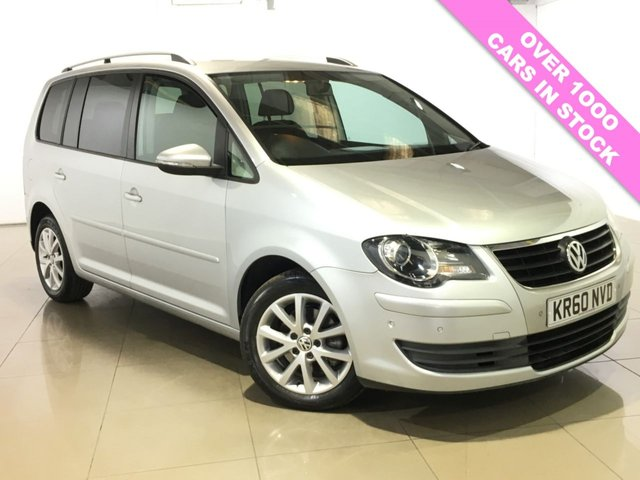 View our 2011 60 VOLKSWAGEN TOURAN 1.9 MATCH NAV TDI 5d 103 BHP