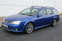 2007 FORD MONDEO 2.2 ST TDCI 5d 155 BHP £3490.00