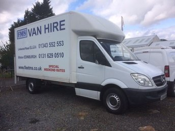 View our MERCEDES-BENZ SPRINTER 311 CDI LWB P/V