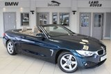 USED 2015 15 BMW 4 SERIES 2.0 420D SE 2d AUTO 181 BHP FULL OYSTER CREAM LEATHER SEATS + FULL BMW SERVICE HISTORY + SATELLITE NAVIGATION + BLUETOOTH + XENON HEADLIGHTS + HEATED FRONT SEATS + SERVICE PACK UNTILL 26-7-2020 + CRUISE CONTROL + DAB RADIO  17 INCH ALLOYS + PARKING SENSORS