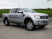 USED 2013 63 FORD RANGER 2.2 TDCI 150 4WD ONE OWNER, FULL FORD SERVICE HISTORY