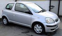 2005 TOYOTA YARIS 1.0 T3 VVT-I 3d 64 BHP £1350.00