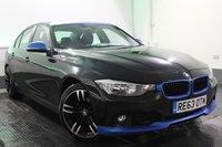 2013 BMW 3 SERIES 2.0 320D EFFICIENTDYNAMICS 4d 161 BHP £9850.00