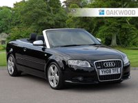 2008 AUDI A4 2.0 T FSI SPECIAL EDITION 2d AUTO 197 BHP £SOLD