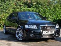 2010 AUDI A6 2.0 TDI LE MANS 4d 168 BHP £9000.00