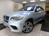USED 2011 61 BMW X6 4.4 M 4d AUTO 548 BHP