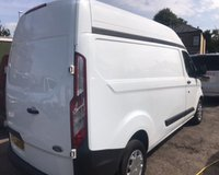 USED 2014 FORD TRANSIT CUSTOM 2.2 290 LR P/V 1d 99 BHP