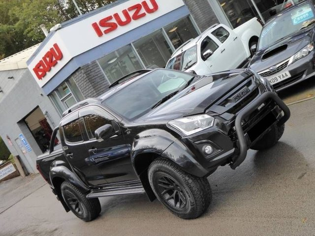 Used Isuzu cars in Leeds from K T Green Limited
