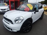 2015 MINI COUNTRYMAN 2.0 COOPER SD 5d AUTO 141 BHP £13895.00