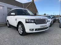2012 LAND ROVER RANGE ROVER Vogue 4.4 TDV8 Auto 5dr [ Exterior Design Kit ] ( 313 bhp ) £SOLD