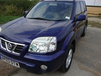 2003 NISSAN X-TRAIL 2.5 SVE 5d AUTO 163 BHP £2295.00