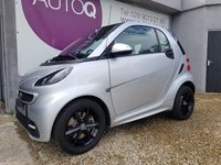 2014 SMART FORTWO 1.0 GRANDSTYLE EDITION 2d AUTO 84 BHP £5995.00