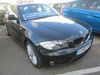 2010 BMW 1 SERIES 2.0 118I M SPORT 5d 141 BHP £5995.00