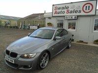 USED 2009 58 BMW 3 SERIES 3.0 325D M SPORT 195 BHP £37 PER WEEK, NO DEPOSIT - SEE FINANCE LINK