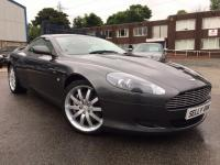 USED 2005 05 ASTON MARTIN DB9 5.9 Coupe 2d 5935cc Only 9,000 Miles With FSH