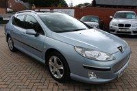 2006 PEUGEOT 407 2.0 SW SE HDI 5d 135 BHP £1995.00