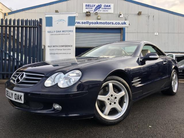 View our MERCEDES-BENZ SL CLASS