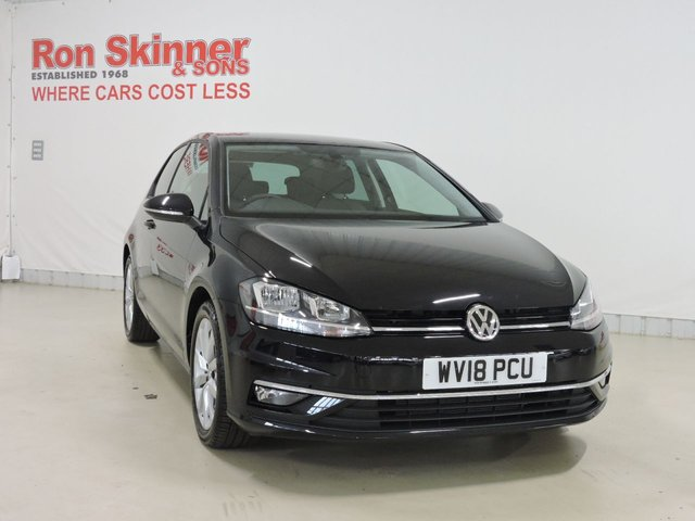 View our 2018 18 VOLKSWAGEN GOLF 1.5 GT TSI EVO 3d 148 BHP