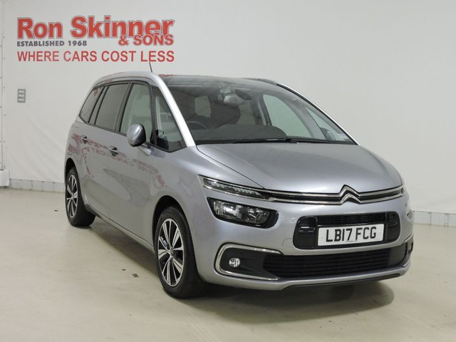 View our 2017 17 CITROEN C4 GRAND PICASSO (117) 1.6 BLUEHDI FLAIR S/S 5d 118 BHP