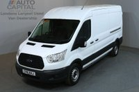 USED 2016 16 FORD TRANSIT 2.2 350 SHR P/V 5d 124 BHP LWB L3 H2 M/ROOF RWD PANEL VAN ONE OWNER FROM NEW / SPARE KEY