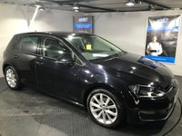 USED 2014 14 VOLKSWAGEN GOLF 2.0 GT TDI BLUEMOTION TECHNOLOGY 5d 148 BHP Only £20 a year road tax      :      Bluetooth      :      Satellite Navigation      :      DAB Radio     : Front and rear parking sensors     :     Fully stamped VW service history